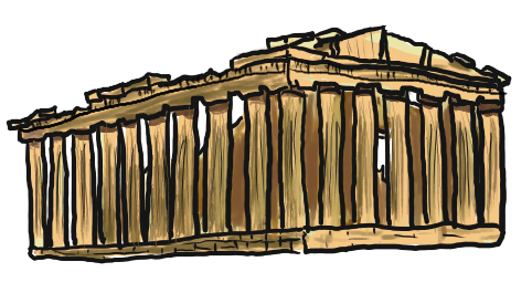 Free Greek Temple Cliparts, Download Free Clip Art, Free.