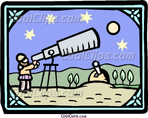 ancient astronomy Vector Clip art.