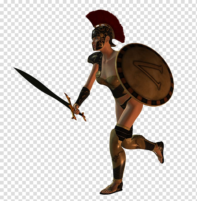 Spartan army Warrior Women in ancient Sparta Microsoft Woman.