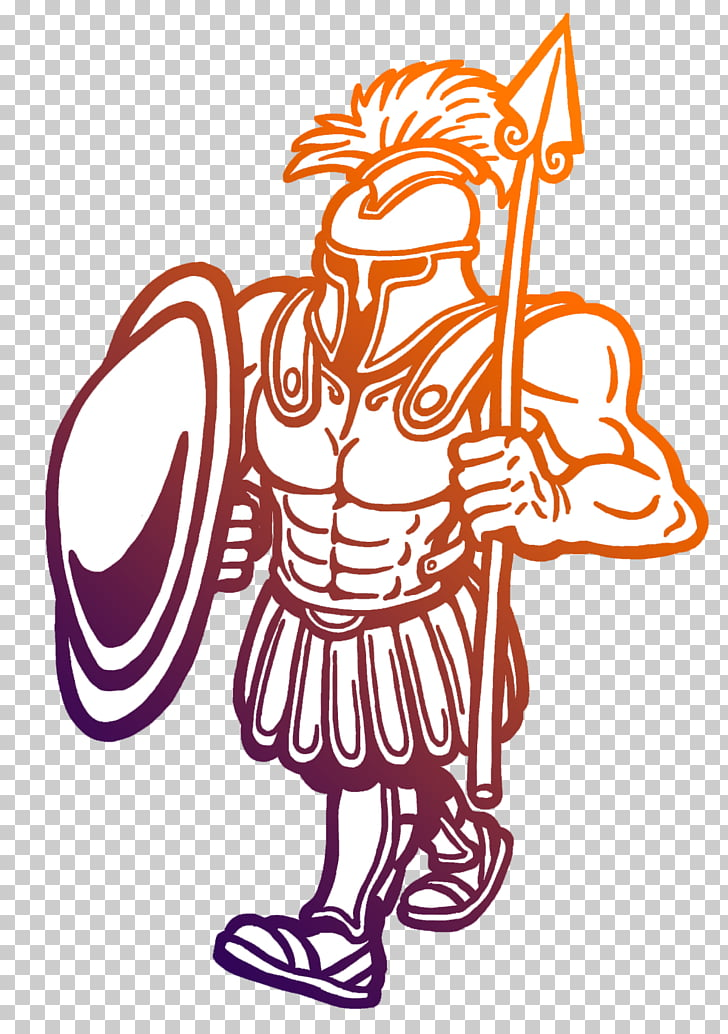 Trojan War Troy Drawing , ancient equipment Gladiator PNG.