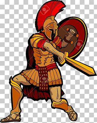 246 ancient Warrior PNG cliparts for free download.