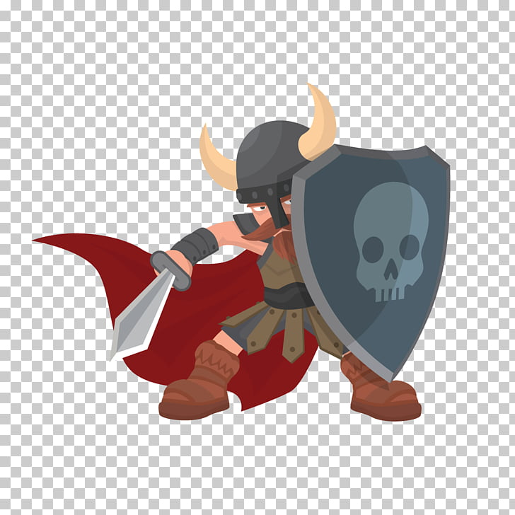 Graphic design, ancient warrior PNG clipart.