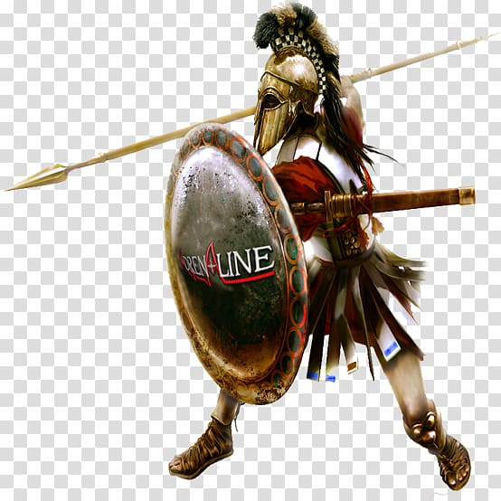 Spartan army Ancient Greece Battle of Marathon Hoplite.