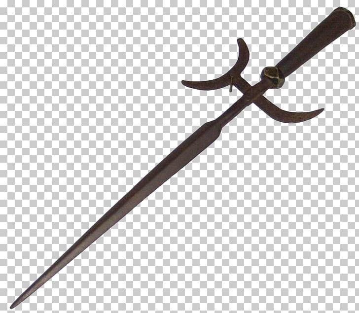 Sword Brown, Ancient weapons halberd PNG clipart.