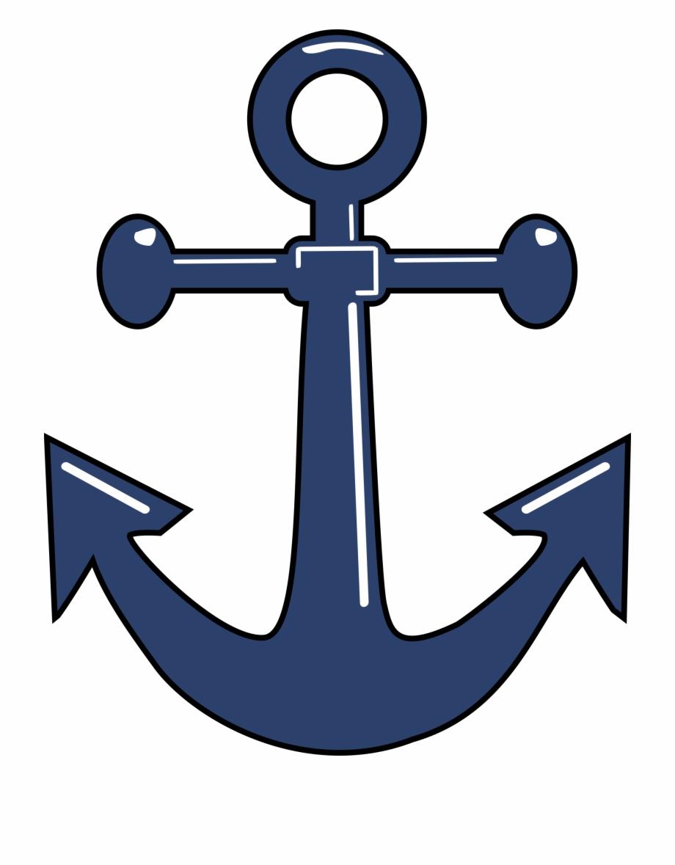 Clipart Ancla Open Anchor.