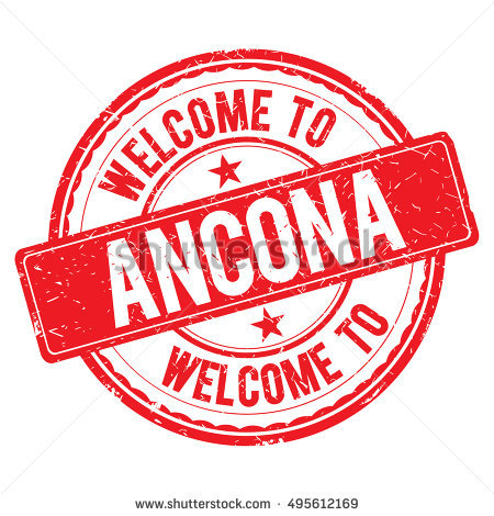 Ancona City Stock Photos, Royalty.