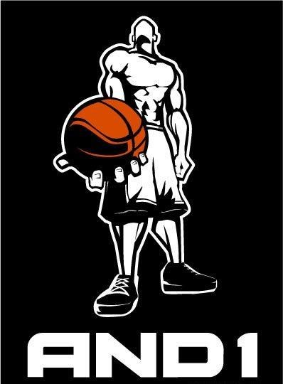 Image result for and 1 basketball logo.