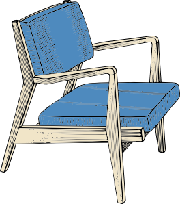 Chair Clip Art at Clker.com.