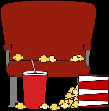 Movie clip art movie clipart fans 2.