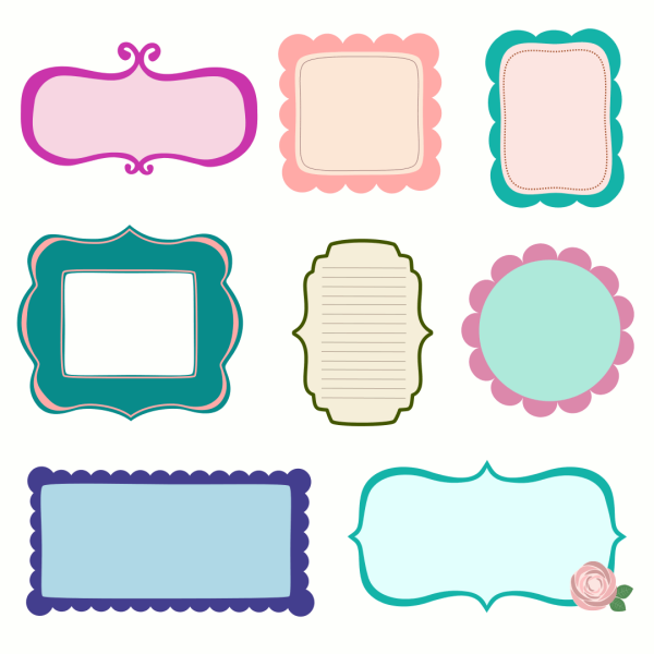 DeviantArt: More Like Free Scrapbook Vectors and Clipart PNG by.