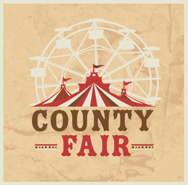 Best County Fair Illustrations, Royalty.