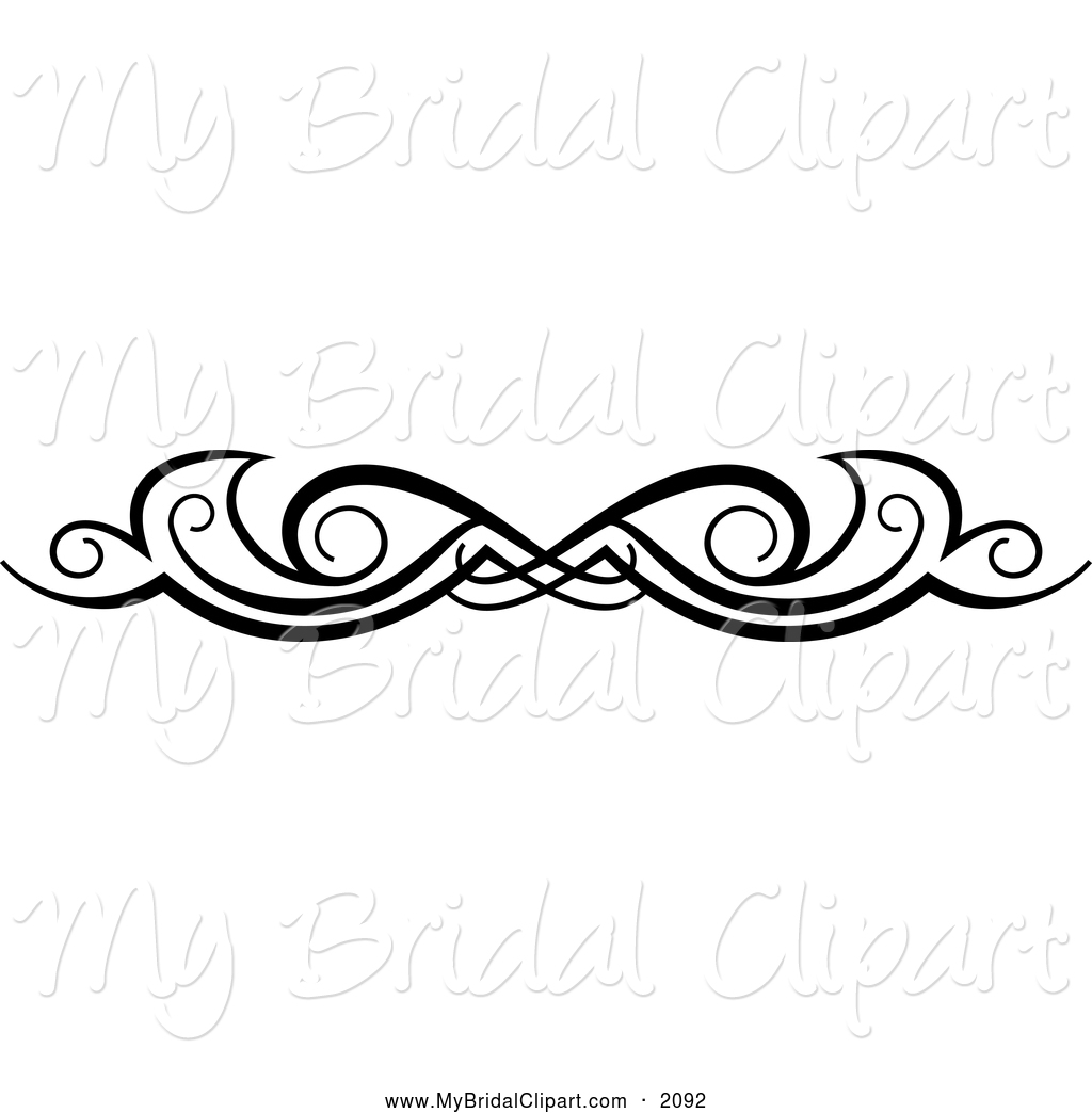 Royalty Free Stock Bridal Designs of Wedding Design Elements.