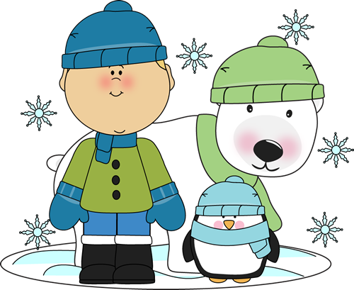 polar people clipart #8