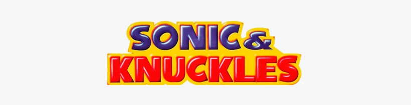 Sonic & Knuckles.