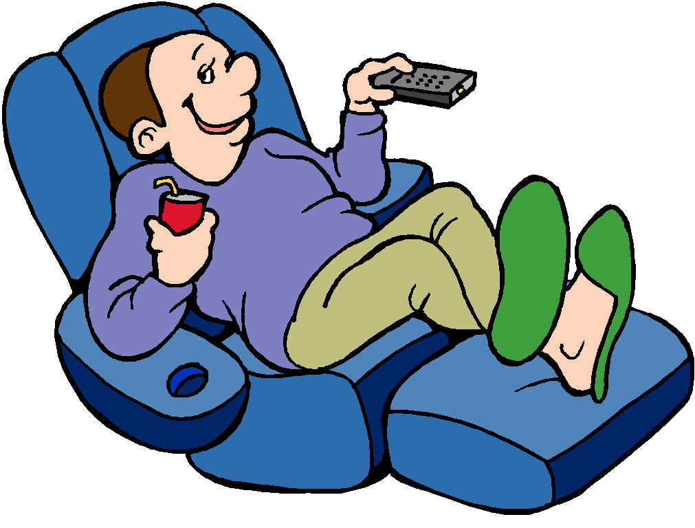 Rest Boy Clipart.