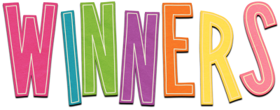 Color Winners Clipart PNG Photo.