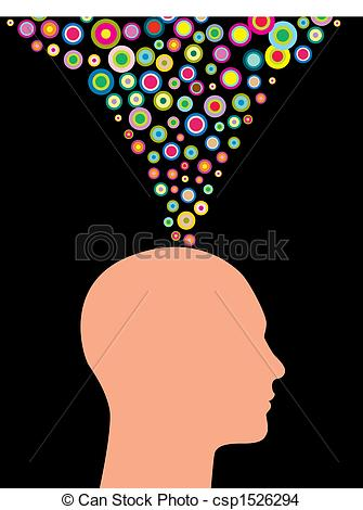 Thoughts clipart.