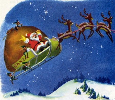 Merry Christmas to all, and to all a good night!.