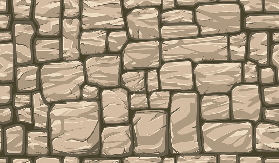 Stone wall clipart background.