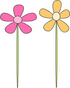 flower photo clip art #2