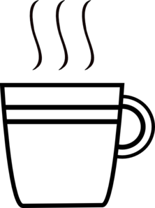 Yet Another Coffee Cup Clip Art at Clker.com.
