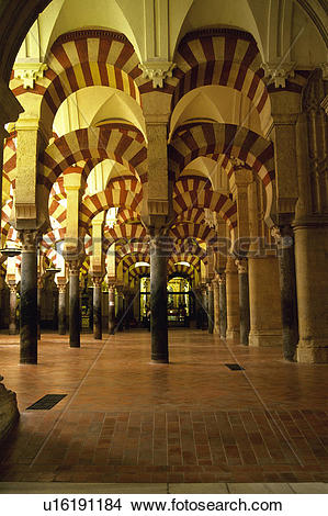 Stock Photo of Spain, Andalucia, Andalusia, Cordoba, Architecture.