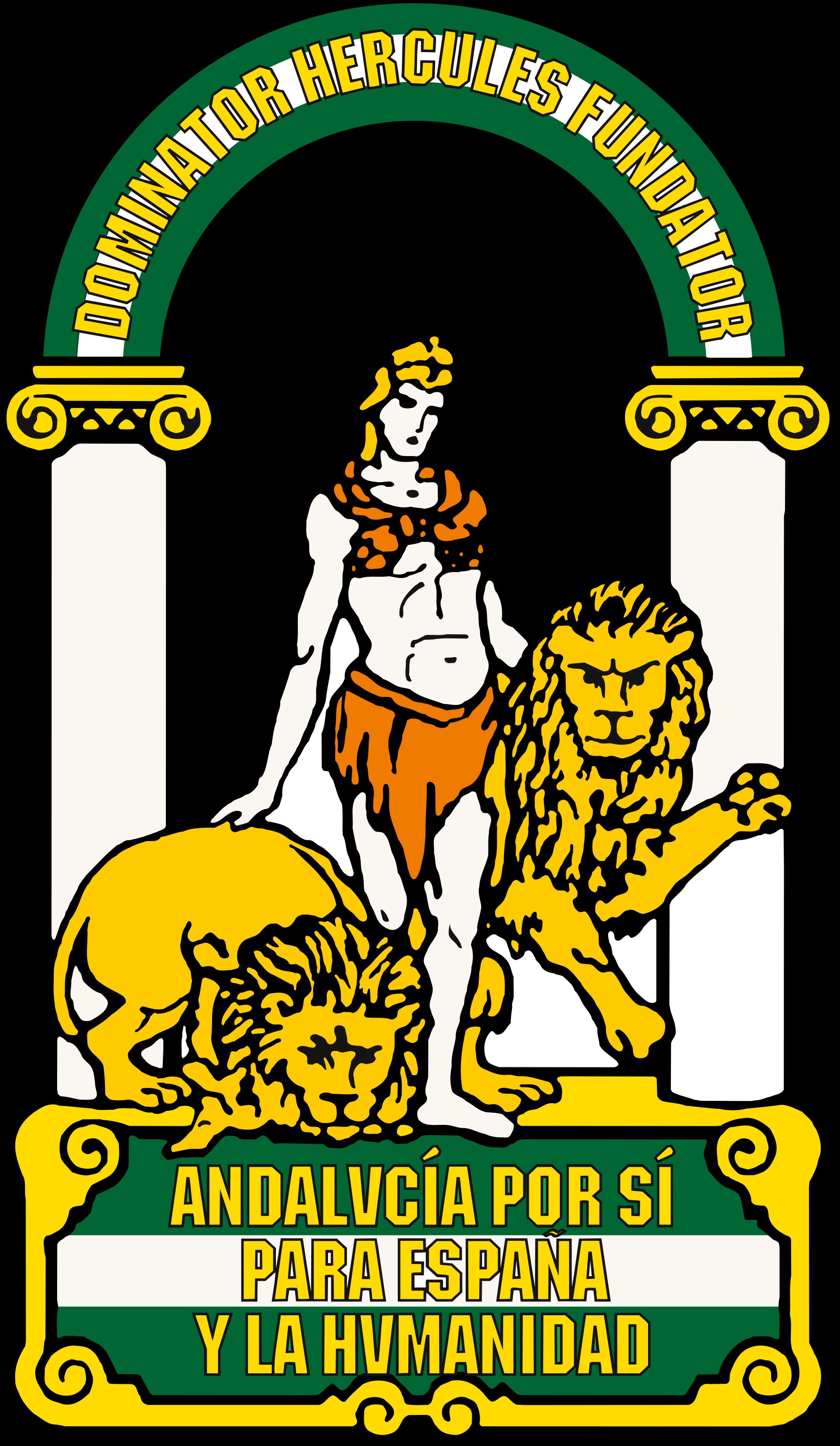 File:Escudo de Andalucía (oficial).svg.