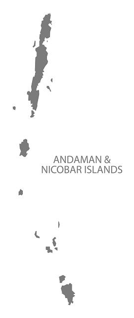 Andaman and nicobar islands clipart.