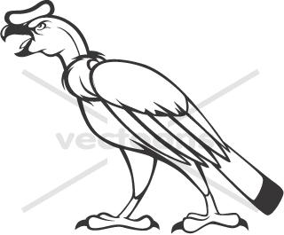 Andean condor clipart - Clipground