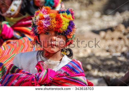 Peru People Stock Photos, Royalty.