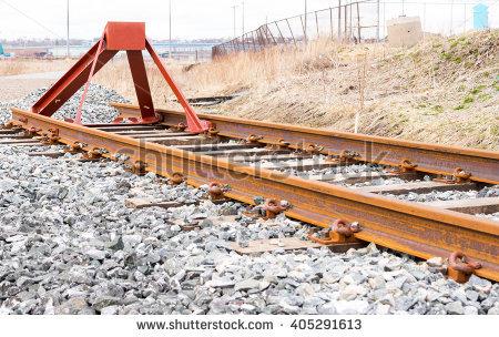 Train Tracks Stock Photos, Royalty.