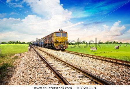 Old Tracks Train Lizenzfreie Bilder und Vektorgrafiken kaufen.