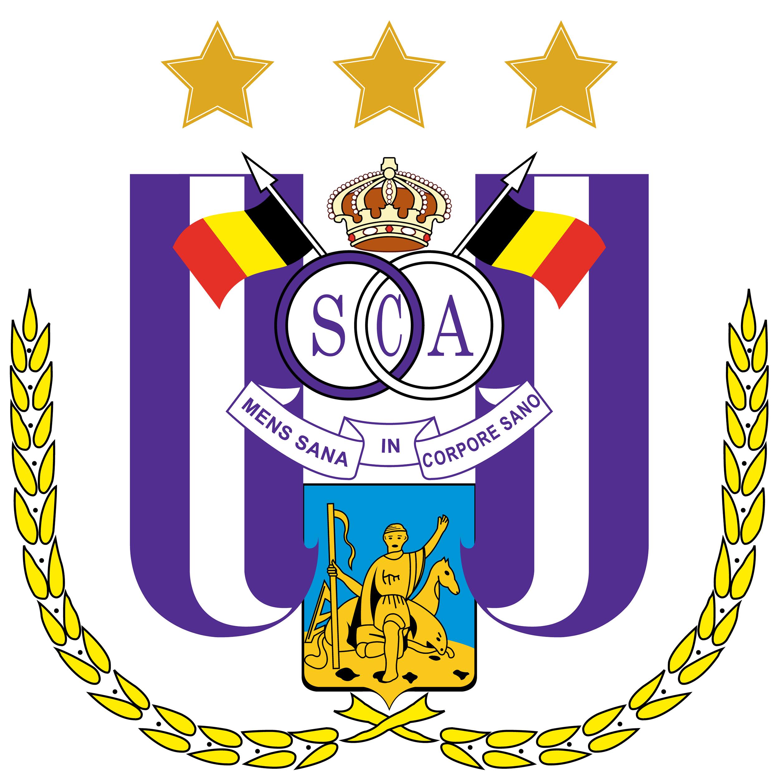 RSC Anderlecht Logo.