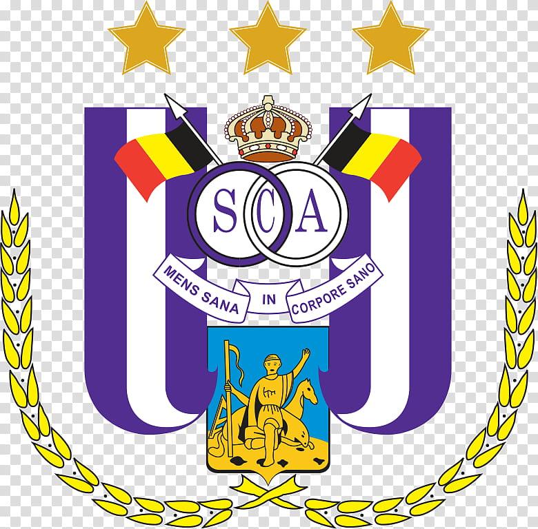 Football Logo, Rsc Anderlecht, Club Brugge Kv, Belgium, Uefa.