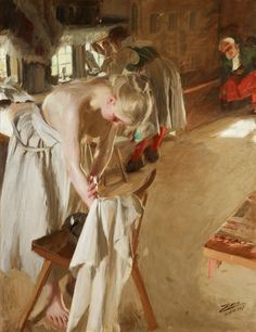 1000+ images about Anders Zorn on Pinterest.