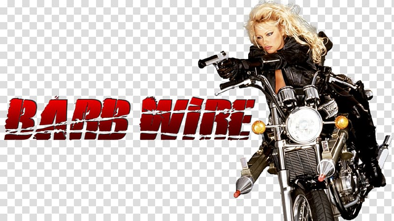 Hollywood Film Barbed wire Barb Wire Pamela Anderson.
