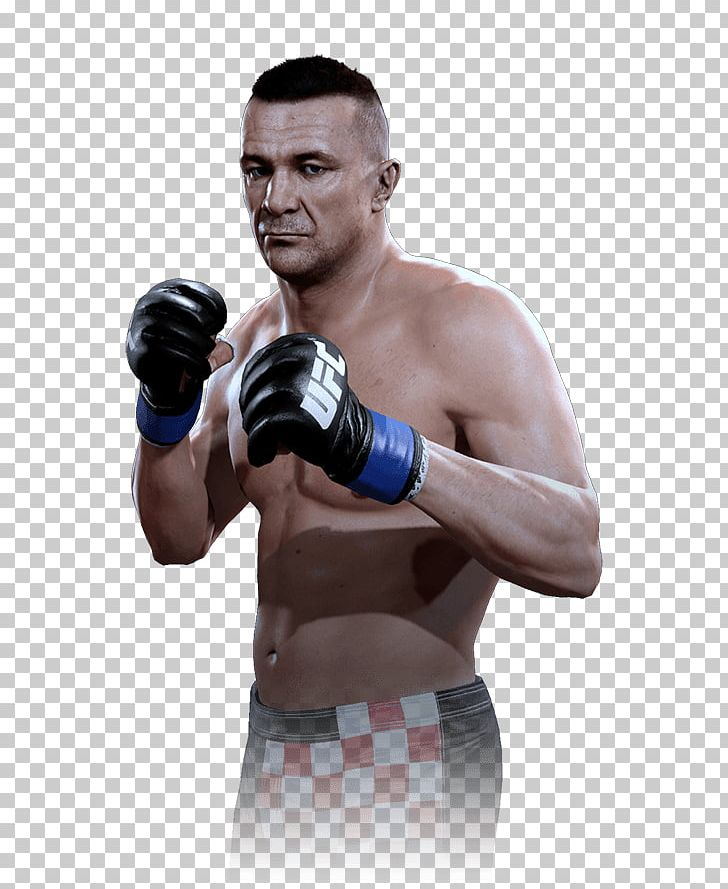 Anderson Silva EA Sports UFC 2 Ultimate Fighting.