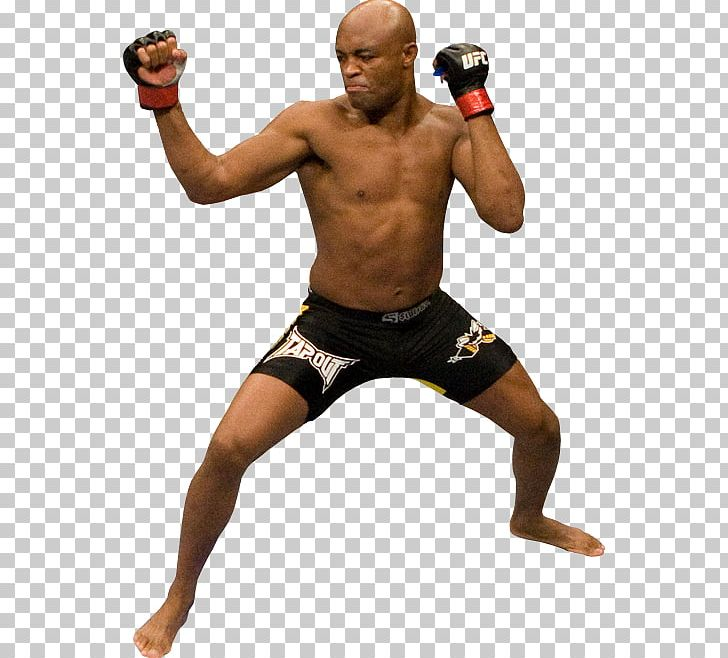 Anderson Silva Ultimate Fighting Championship Pradal Serey.