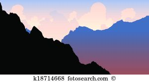 Andes mountains Clip Art Vector Graphics. 65 andes mountains EPS.