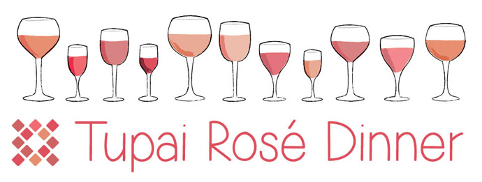 8th Annual Rose Wine Dinner at Andina, July 14 & 15.