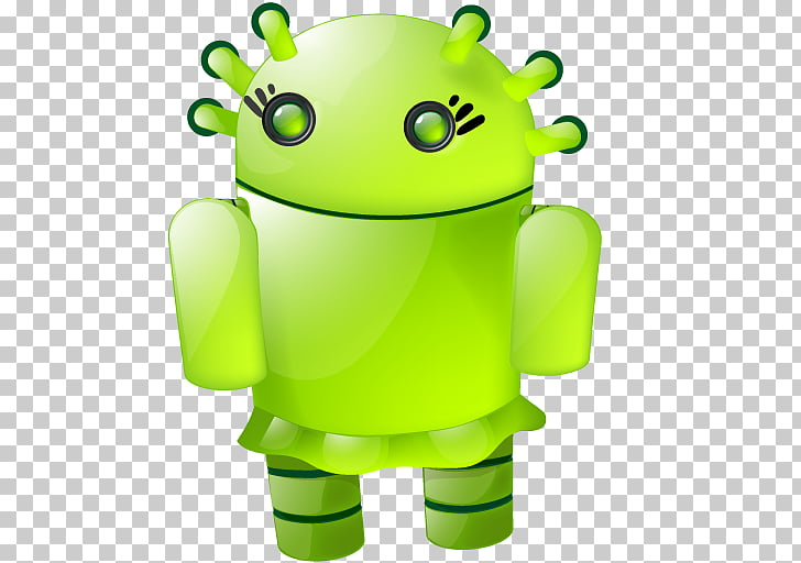 Android application package Computer Icons , Girl Android.