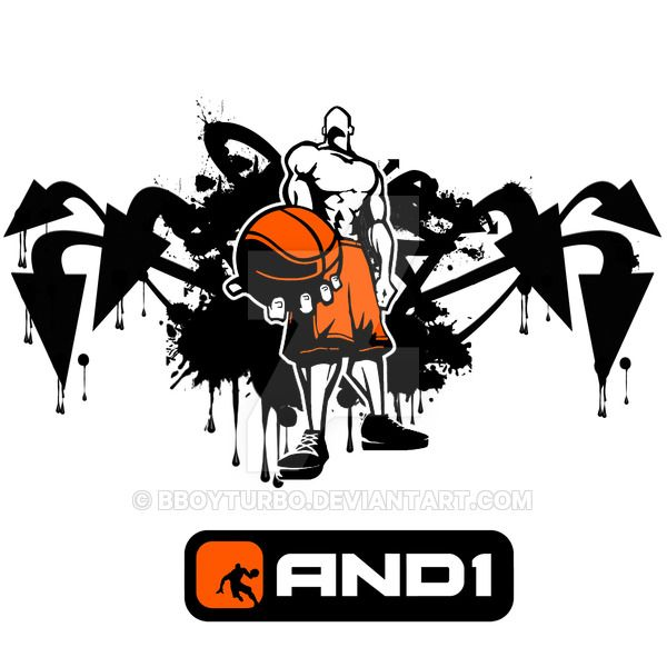 And1 Logo.