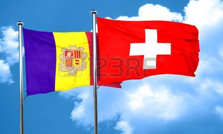 2,562 Andorra Flag Stock Vector Illustration And Royalty Free.