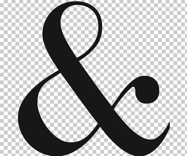 Ampersand Symbol Logogram Typographic Ligature PNG, Clipart.