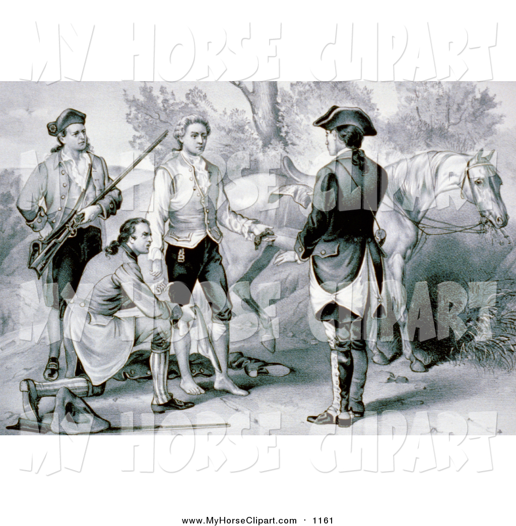 Royalty Free Lithograph Stock Horse Designs.