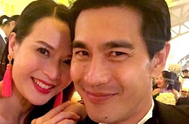 Why Singapore celebrity couple Pierre Png, Andrea de Cruz are happy.