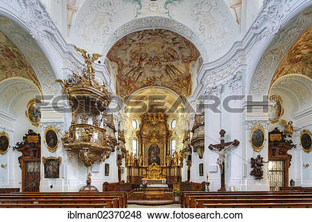 "Pictures of ""Parish Church of St. George with frescoes by Wolfgang."