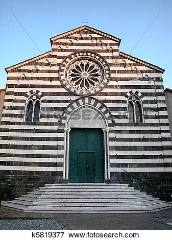 Picture of Church of St. Andrea, Levanto k5819377.