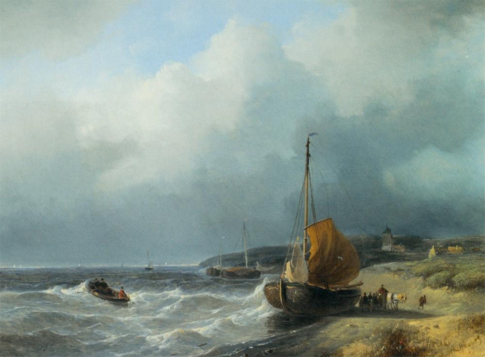 Art Renewal Center Museum™ Artist Information for Andreas Schelfhout.