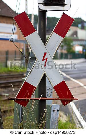 Bilder von deutsch, eisenbahn, andreas, Kreuz, zeichen.